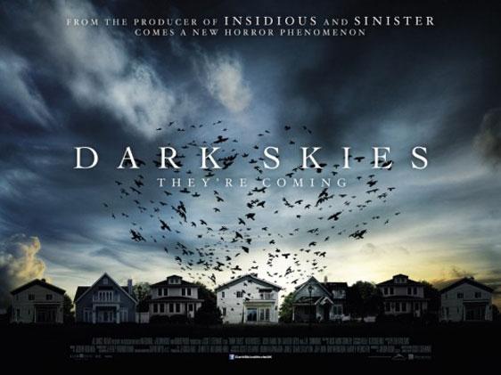 Dark Skies Poster #3