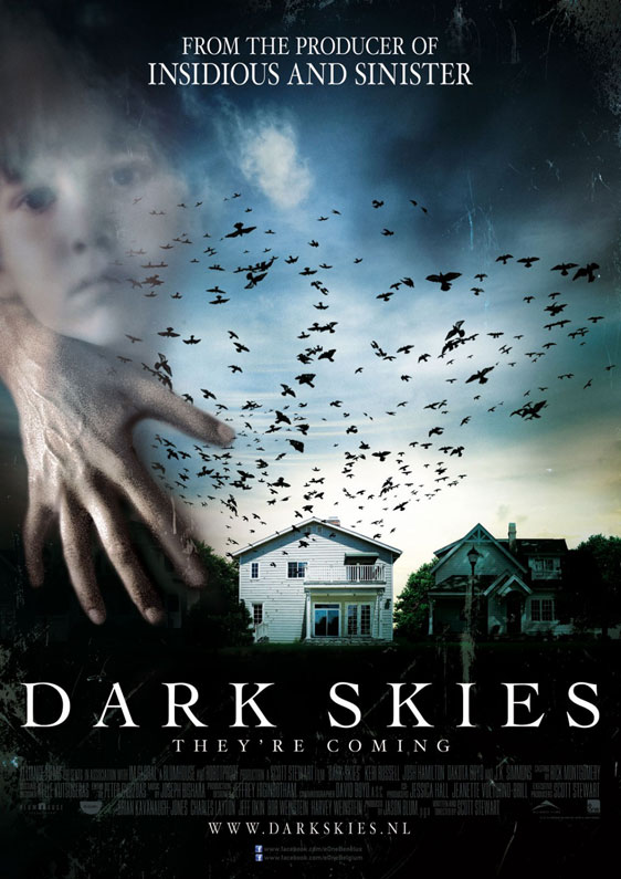 Dark Skies Poster #6