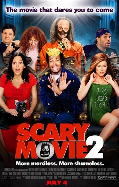 Scary Movie 2 Poster #1