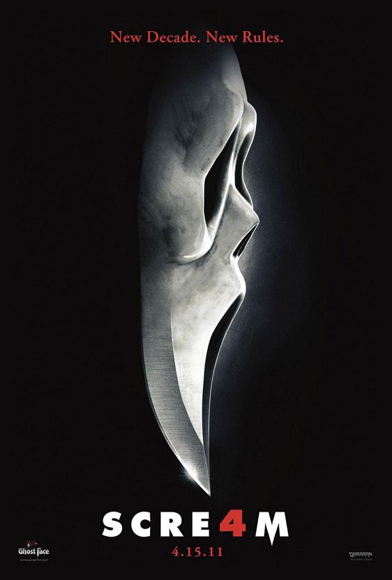 Scream 4 Poster #3