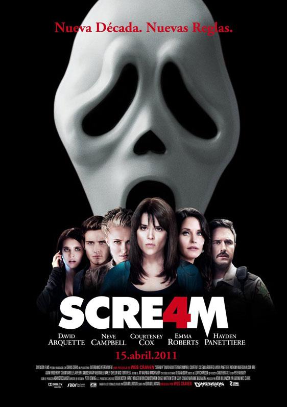 Scream 4 Poster #4