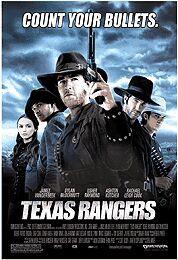 Texas Rangers Poster