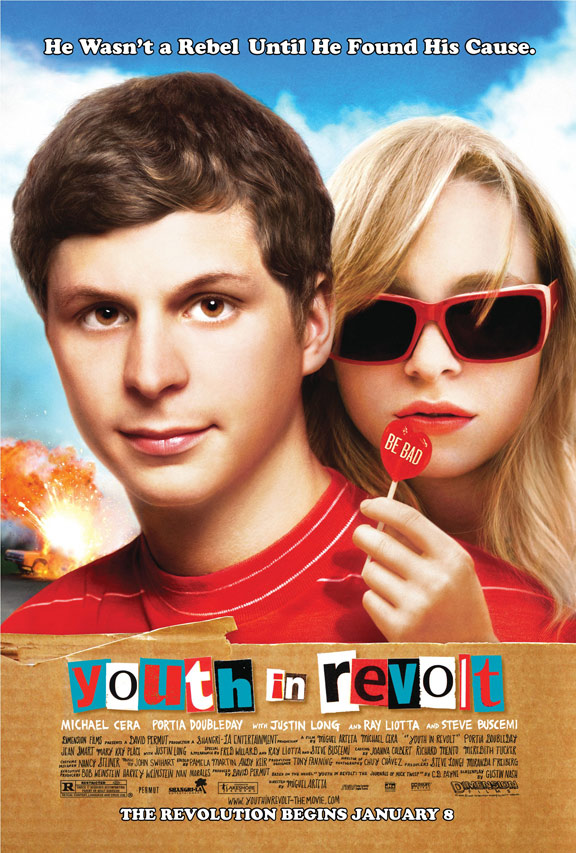 Youth in Revolt Poster #2