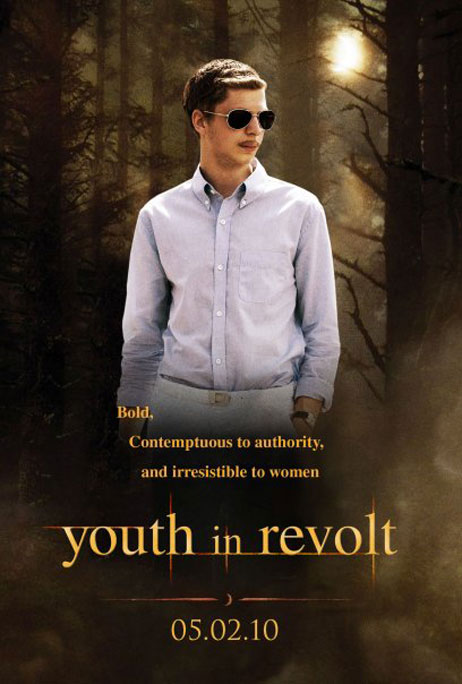 Youth in Revolt Poster #3