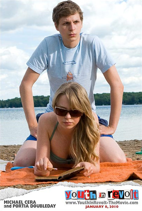 Youth in Revolt Poster #7