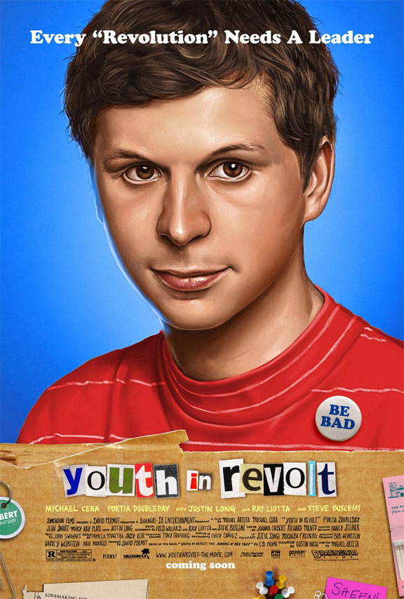 Youth in Revolt Poster #1