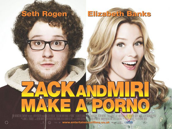 Zack and Miri Make a Porno Poster #3