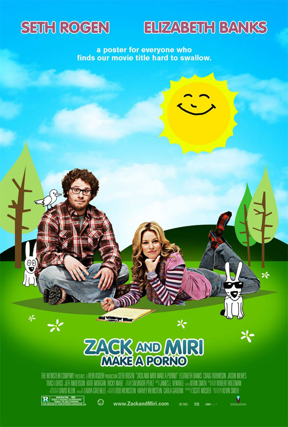 Zack and Miri Make a Porno Poster #4