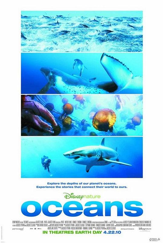Oceans Poster #3
