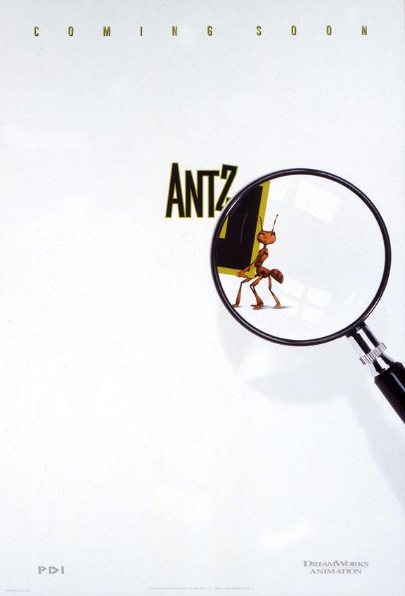 Antz Poster #2