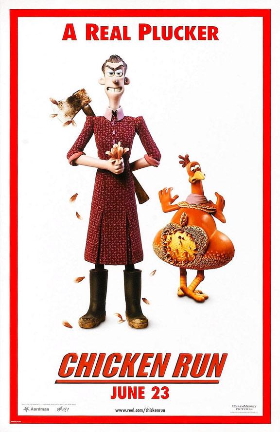 Chicken Run Poster #2
