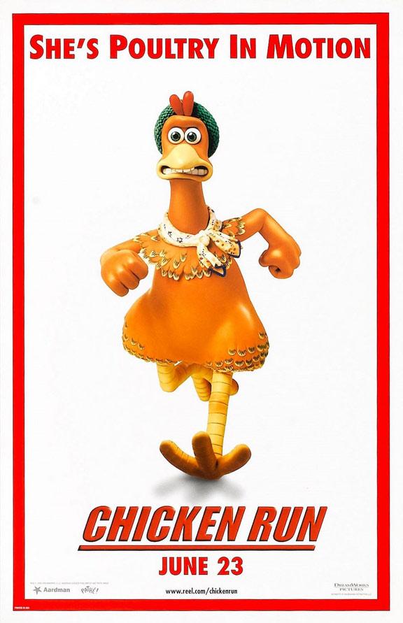 Chicken Run Poster #3