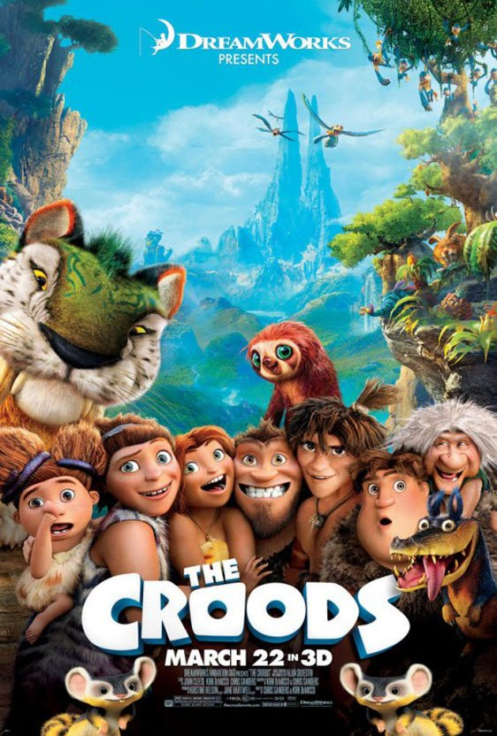 The Croods Poster #11
