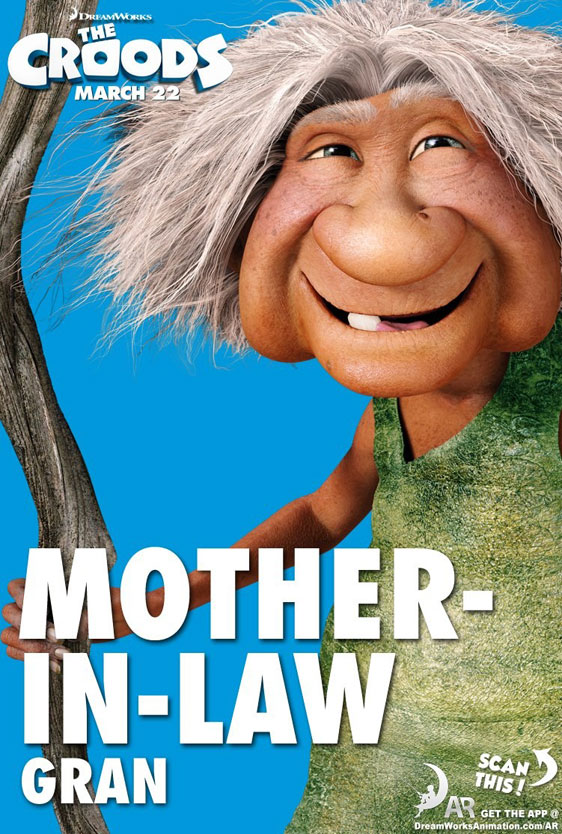The Croods Poster #13