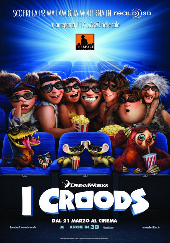 The Croods Poster #15