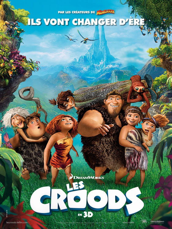 The Croods Poster #16
