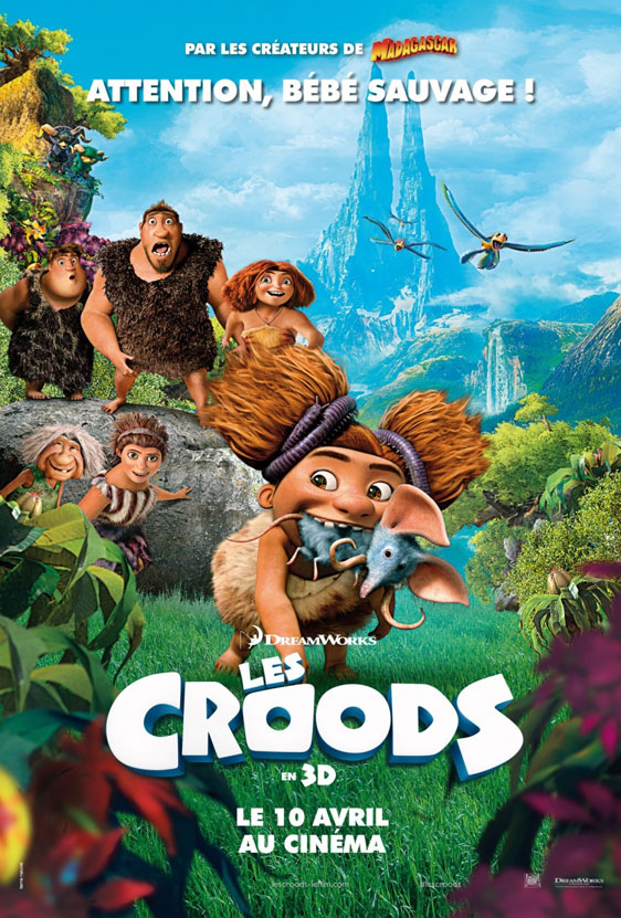 The Croods Poster #17