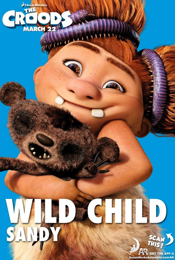 The Croods Poster #6