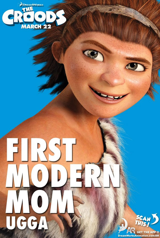 The Croods Poster #7