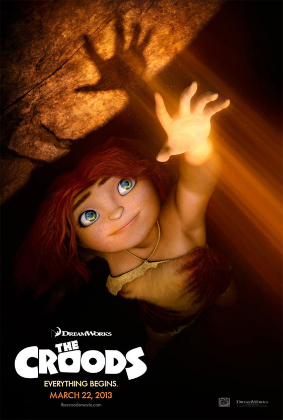 The Croods Poster #9