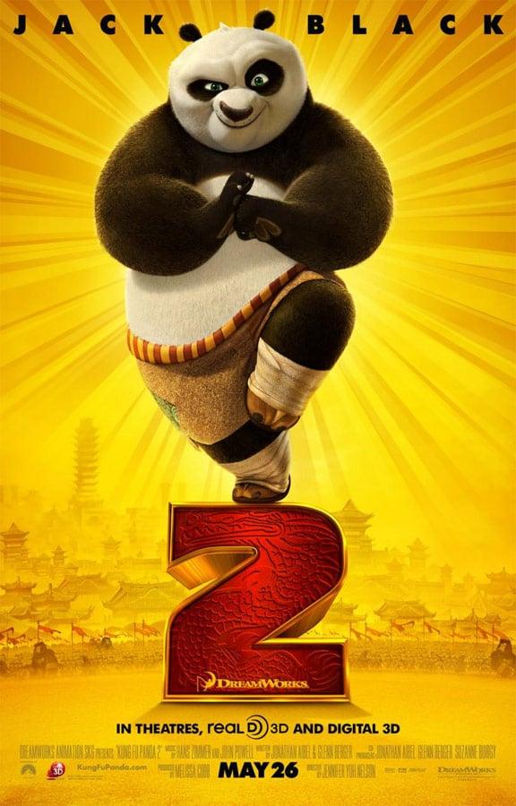 Kung Fu Panda 2 Poster #4