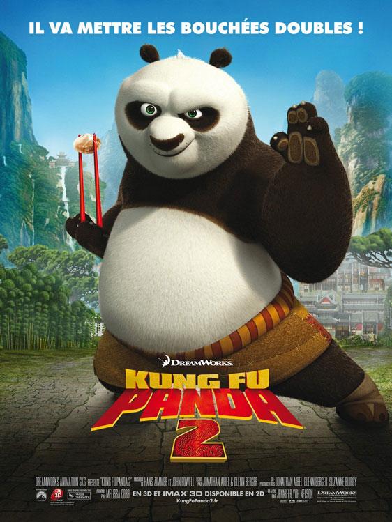 Kung Fu Panda 2 Poster #6