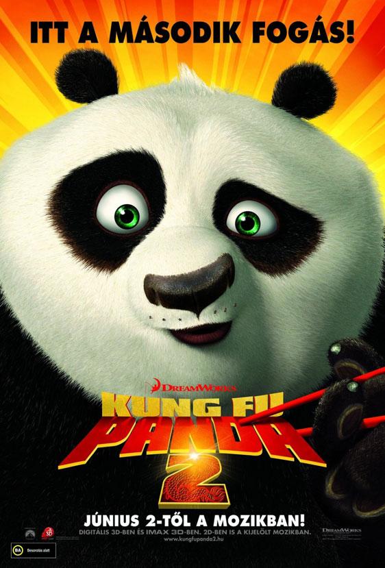 Kung Fu Panda 2 Poster #9