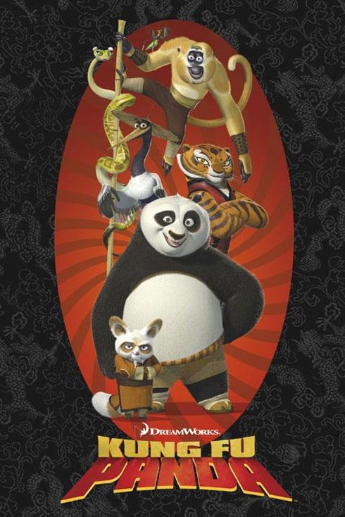 Kung Fu Panda Poster #5