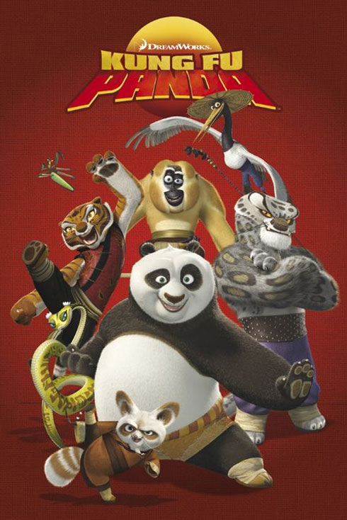 Kung Fu Panda Poster #6