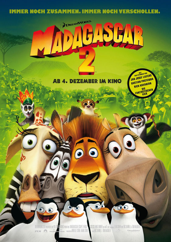 Madagascar: Escape to Africa Poster #5