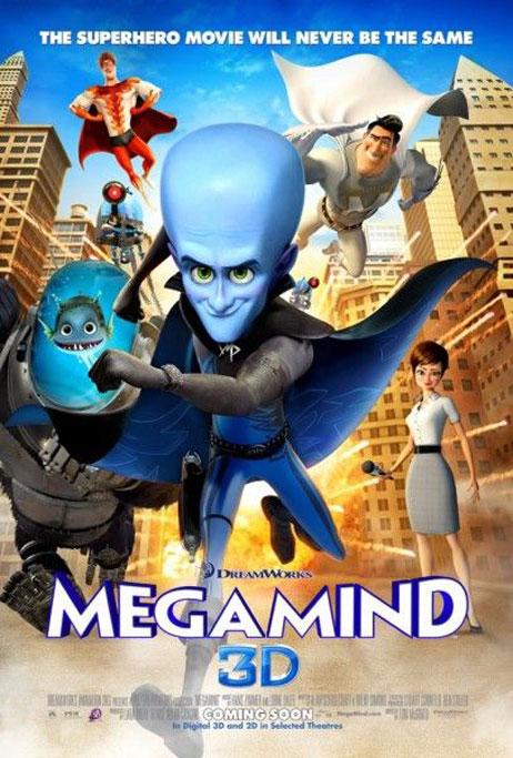 Megamind Poster #10