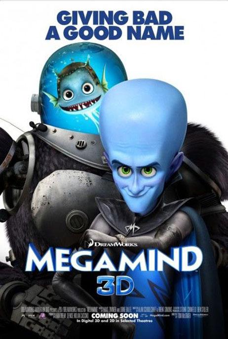 Megamind Poster #11