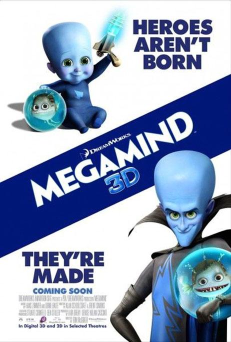 Megamind Poster #12