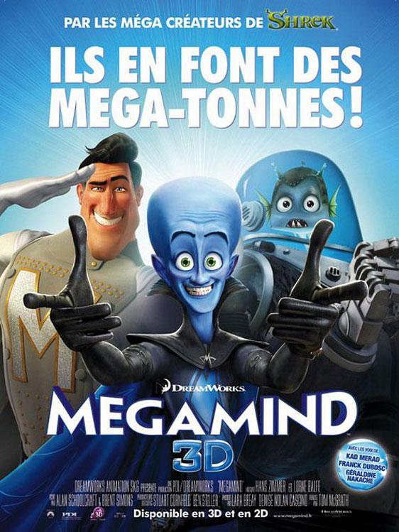 Megamind Poster #14