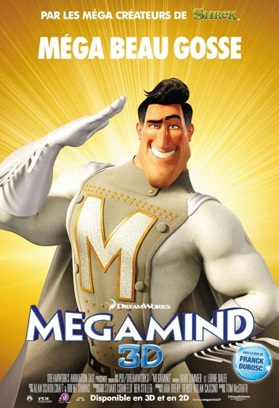 Megamind Poster #16