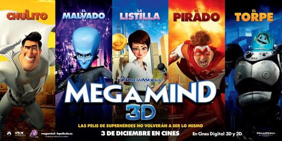 Megamind Poster #17