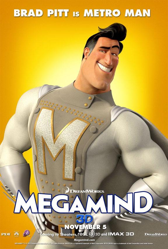 Megamind Poster #5