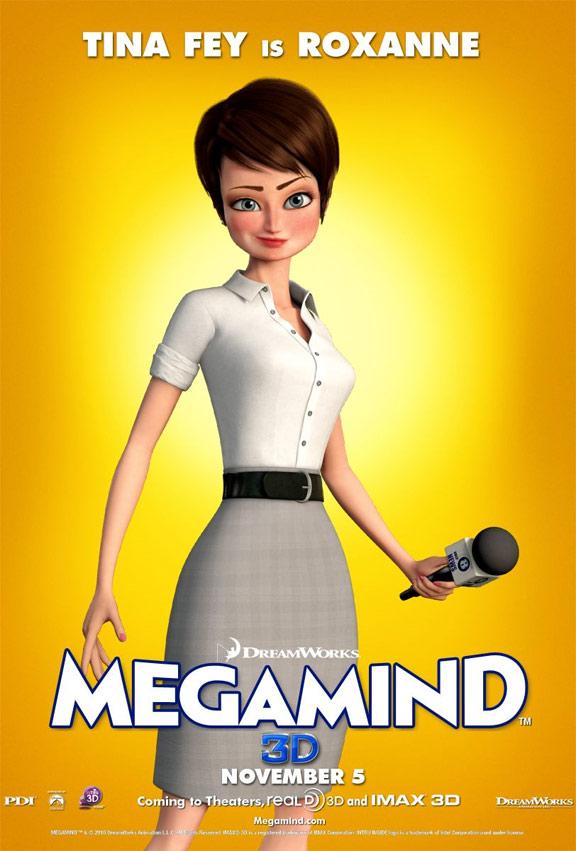 Megamind Poster #6