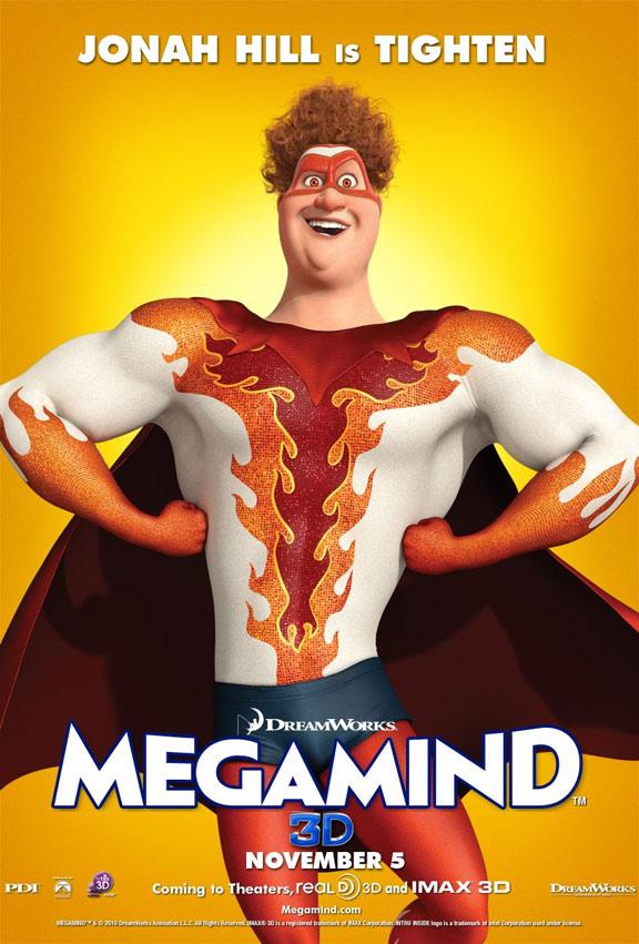 Megamind Poster #7