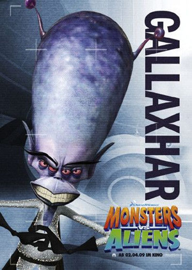 Monsters vs. Aliens Poster #22