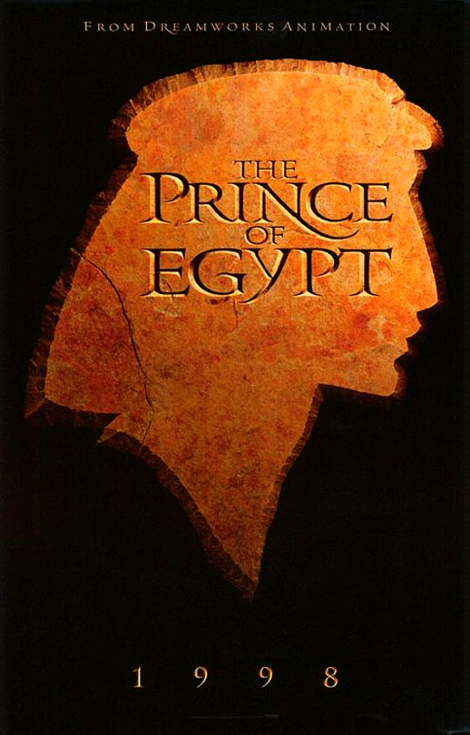 The Prince of Egypt Poster #2