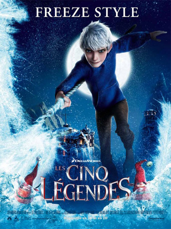 Rise of the Guardians Poster #11