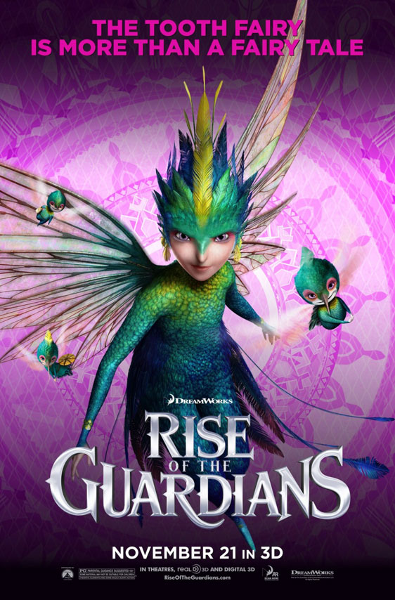 Rise of the Guardians Poster #17