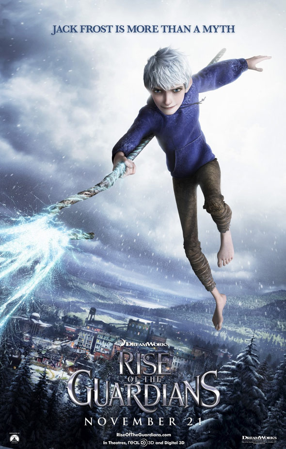 Rise of the Guardians Poster #2