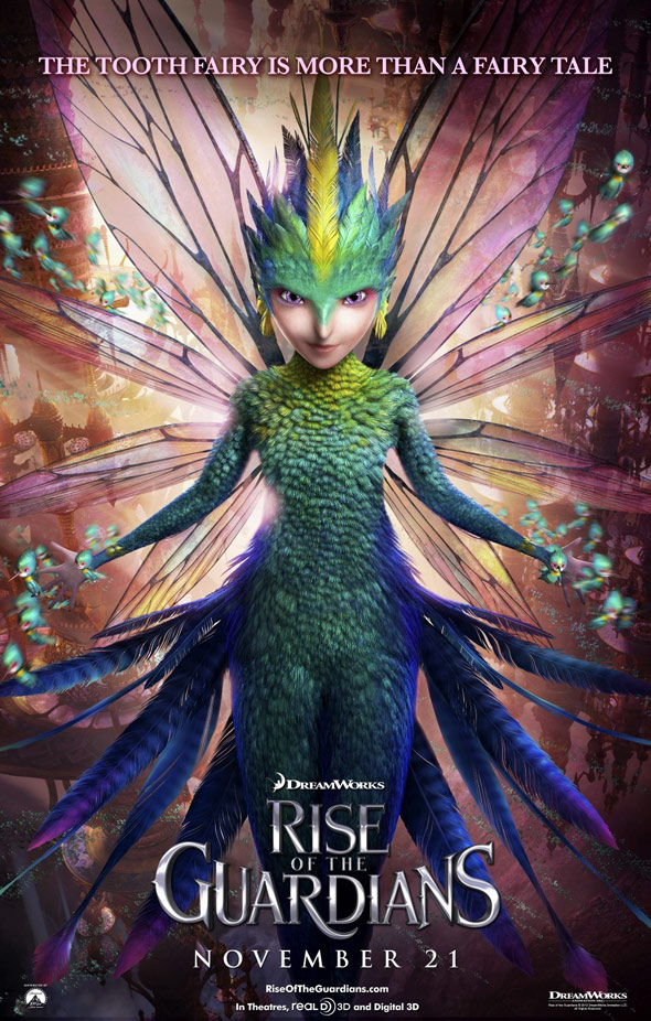 Rise of the Guardians Poster #3
