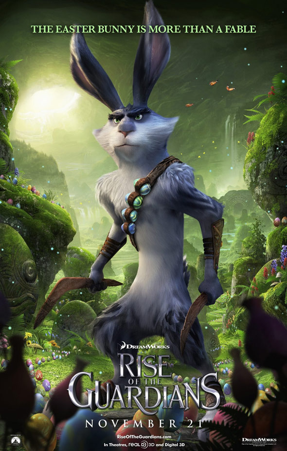 Rise of the Guardians Poster #4