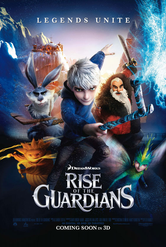 Rise of the Guardians Poster #8