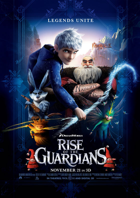 Rise of the Guardians Poster #9