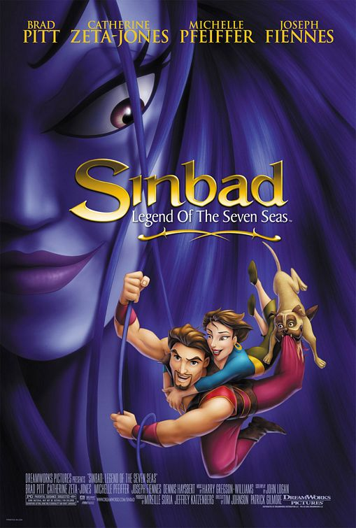 Sinbad: Legend of the Seven Seas Poster #1