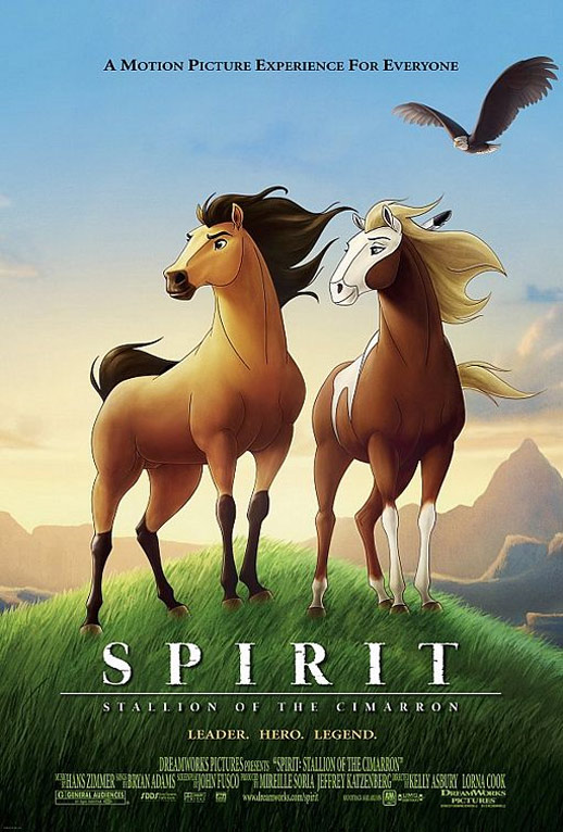 Spirit: Stallion of the Cimarron Poster #2
